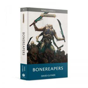 Games Workshop   Age of Sigmar Books Bonereapers (hardback) - 60040281272 - 9781789998610