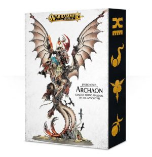 Games Workshop Age of Sigmar  Slaves to Darkness Archaon Everchosen - 99120201045 - 5011921066766