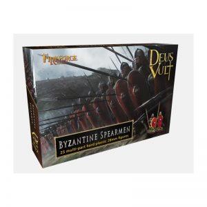 Fireforge Games   Medieval Era Byzantine Spearmen - FF013 - 2626670006098