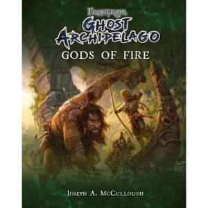 North Star Frostgrave  Frostgrave Frostgrave: Ghost Archipelago: Gods of Fire - BP1648 - 9781472832665