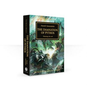 Games Workshop   The Horus Heresy Books Damnation of Pythos: Book 30 (Paperback) - 60100181317 - 9781849708425