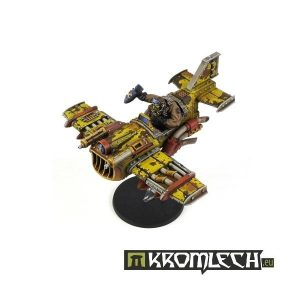 Kromlech   Orc Model Kits Orc 'Spitfire' Assault Speeder - KRVB015 - 5902216111233