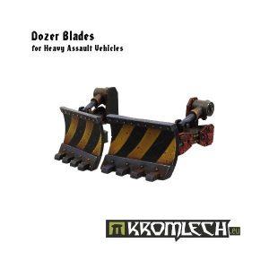 Kromlech   Vehicles & Vehicle Parts Heavy Assault Vehicle Dozer Blades - KRVB010 - 5902216111189