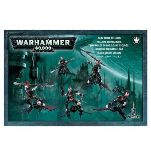 Games Workshop (Direct) Warhammer 40,000  Drukhari Drukhari Hellions - 99120112009 - 5011921020263