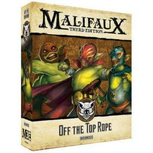 Wyrd Malifaux  Bayou Off the Top Rope - WYR23615 - 812152031685