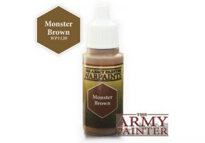 The Army Painter   Warpaint Warpaint - Monster Brown - APWP1120 - 2561120111116
