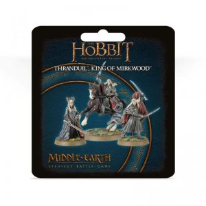 Games Workshop (Direct) Middle-earth Strategy Battle Game  Good - The Hobbit The Hobbit: Thranduil, King of Mirkwood - 99811463026 - 5011921137114
