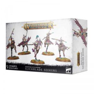 Games Workshop Age of Sigmar  Hedonites of Slaanesh Slickblade / Blissbarb Seekers - 99120201102 - 5011921128105