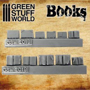 Green Stuff World   Green Stuff World Conversion Parts Resin Books - 8436574503715ES - 8436574503715