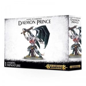 Games Workshop Warhammer 40,000 | Age of Sigmar  Chaos Daemons Daemon Prince - 99120201055 - 5011921066902