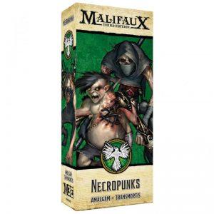 Wyrd Malifaux  Resurrectionists Necropunks - WYR23222 - 812152031111