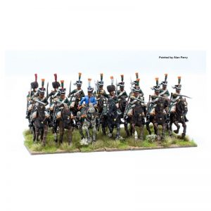 Perry Miniatures   Perry Miniatures French Napoleonic Line Chasseurs a Cheval 1808-1815 - FN230 - FN230