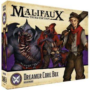 Wyrd Malifaux  Neverborn Dreamer Core Box - WYR23401 - 812152031227
