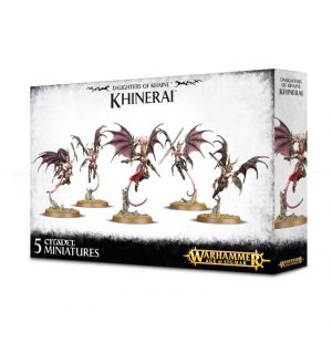 Games Workshop Age of Sigmar  Daughters of Khaine Daughters of Khaine Khinerai - 99120212016 - 5011921095483