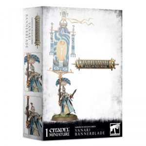 Games Workshop Age of Sigmar  Lumineth Realm-lords Lumineth Realm-lords Vanari Bannerblade - 99120210032 - 5011921128259