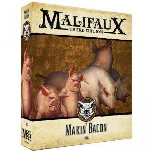 Wyrd Malifaux  Bayou Making Bacon - WYR23620 -