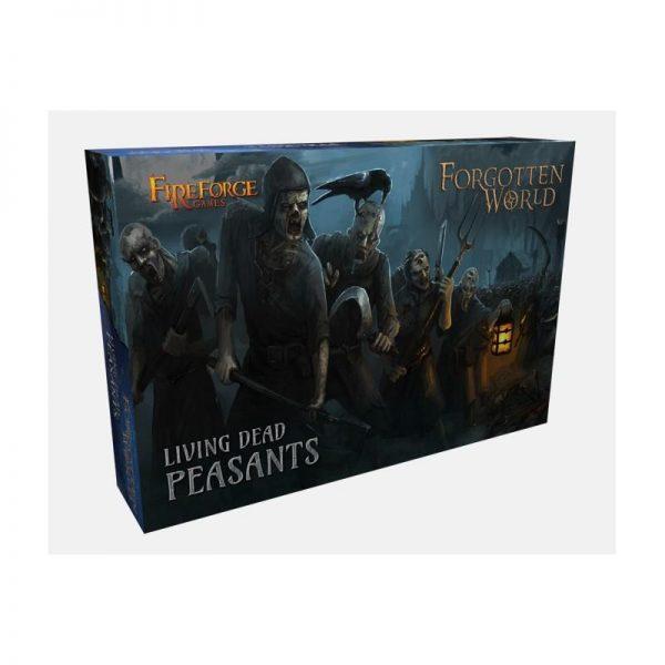 Fireforge Games   Forgotten World Living Dead Peasants - FFW200 - 2620000002002