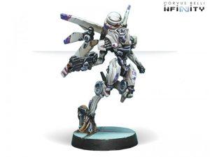 Corvus Belli Infinity  The Aleph Aleph Garuda Tacbots (Spitfire) - 280851-0610 - 2808510006103