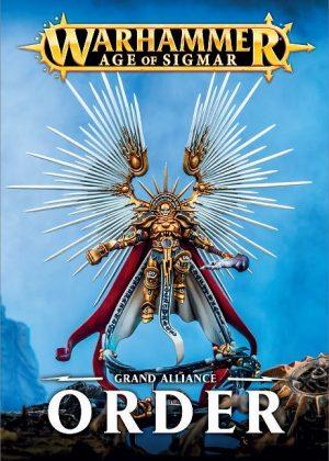 Games Workshop Age of Sigmar  Age of Sigmar Essentials Grand Alliance: Order - 60040299060 - 9781785815263