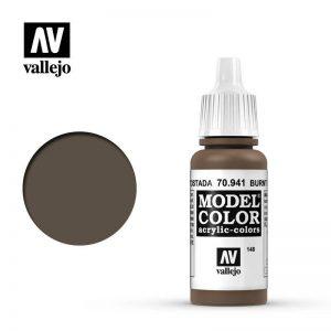 Vallejo   Model Colour Model Color: Burnt Umber - VAL941 - 8429551709415