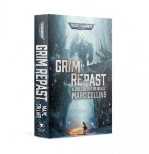 Games Workshop   Warhammer 40000 Books Grim Repast (paperback) - 60100181783 - 9781800260214