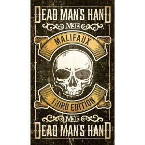 Wyrd Malifaux  Malifaux Essentials Dead Man's Hand Pack - M3e Malifaux 3rd Edition - WYR23009 - 812152030572