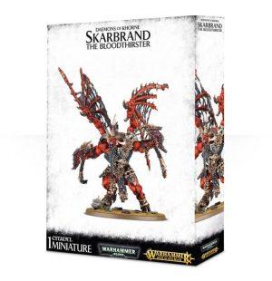 Games Workshop Warhammer 40,000 | Age of Sigmar  Blades of Khorne Skarbrand - 99129915021 - 5011921063857