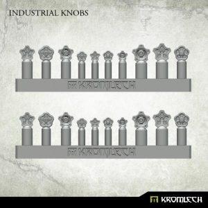 Kromlech   Misc / Weapons Conversion Parts Industrial Knobs - KRBK022 - 5902216117433