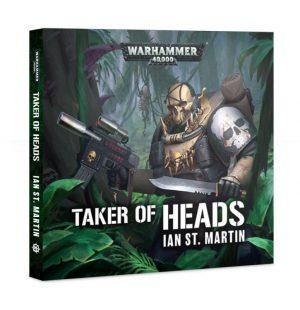 Games Workshop   Audiobooks Taker of Heads (Audiobook) - 60680181126 - 9781784967727
