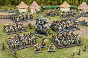 Mantic Kings of War  Halflings Halfling Mega Army - MGKWHF102 - 5060469667256