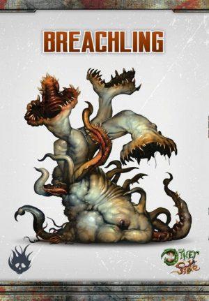 Wyrd The Other Side  Cult of the Burning Man Breachling - WYR40261 - 812152030527