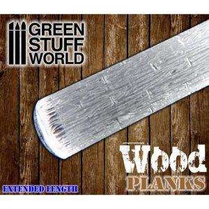Green Stuff World   Rolling Pins Rolling Pin WOOD PLANKS - 8436554362264ES - 8436554362264