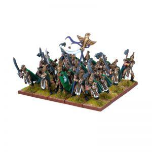 Mantic Kings of War  Elf Armies Elf Palace Guard Regiment - MGKWE26-1 - 5060208865660