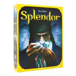 Asmodee Splendor  Splendor Splendor - ASMSCSPL01US - 3558380021537