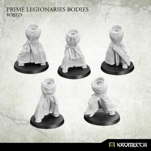 Kromlech   Legionary Conversion Parts Prime Legionaries Bodies: Robed (5) - KRCB203 - 5902216116047