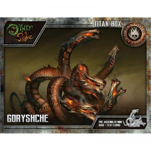 Wyrd The Other Side  Cult of the Burning Man Gorysche - WYR40258 - 812152030497