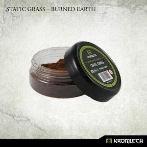 Kromlech   Sand & Flock Static Grass - Burned Earth - KRMA051 - 5902216115224