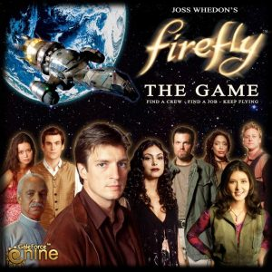 Gale Force Nine Firefly Board Game  Firefly Firefly Board Game - FIRE002-E - 9780992251659