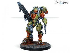 Corvus Belli Infinity  Yu Jing Mówáng Troops (MULTI Rifle/ Red Fury) - 281309-0786 - 2813090007860