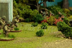 Warlord Games   Barbed Wire Warlord Games Barbed Wire - WG-TER-47 - 5060393701064