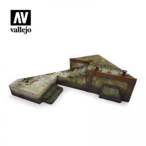 Vallejo   Vallejo Scenics Vallejo Scenics - Scenery: Dock Section - VALSC115 - 8429551987059
