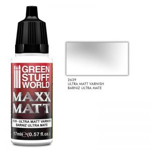 Green Stuff World   Varnish Maxx Matt Varnish - Ultramate - 8436574509984ES - 8436574509984