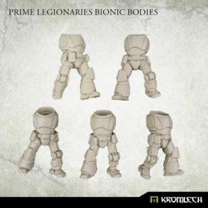 Kromlech   Legionary Conversion Parts Prime Legionaries Bionic Bodies (5) - KRCB250 - 5908291070366