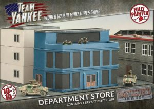 Gale Force Nine   Battlefield in a Box Team Yankee: Department Store - BB232 - 9420020237148