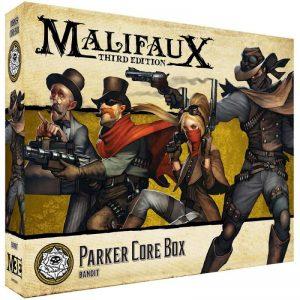 Wyrd Malifaux  Outcasts Parker Core Box - WYR23515 - 812152030879