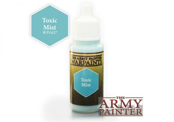 The Army Painter   Warpaint Warpaint - Toxic Mist - APWP1437 - 5713799143708