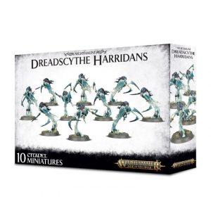 Games Workshop (Direct) Age of Sigmar  Nighthaunts Nighthaunt Dreadscythe Harridans - 99120207067 - 5011921104598