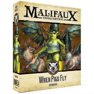 Wyrd Malifaux  Bayou When Pigs Fly - WYR23616 - 812152032286