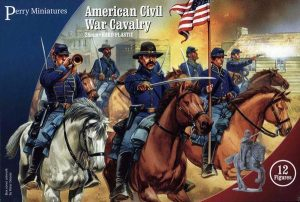 Perry Miniatures   Perry Miniatures American Civil War Cavalry - ACW02 - ACW02