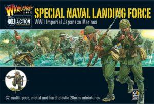Warlord Games Bolt Action  Japan (BA) Special Naval Landing Force - WGB-JI-03 - 5060200848807